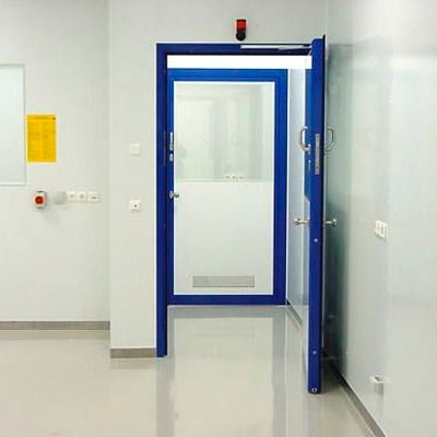 Clean Rooms Doors